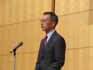 佐川副学長.JPG