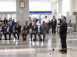 激励する山田会長.JPG